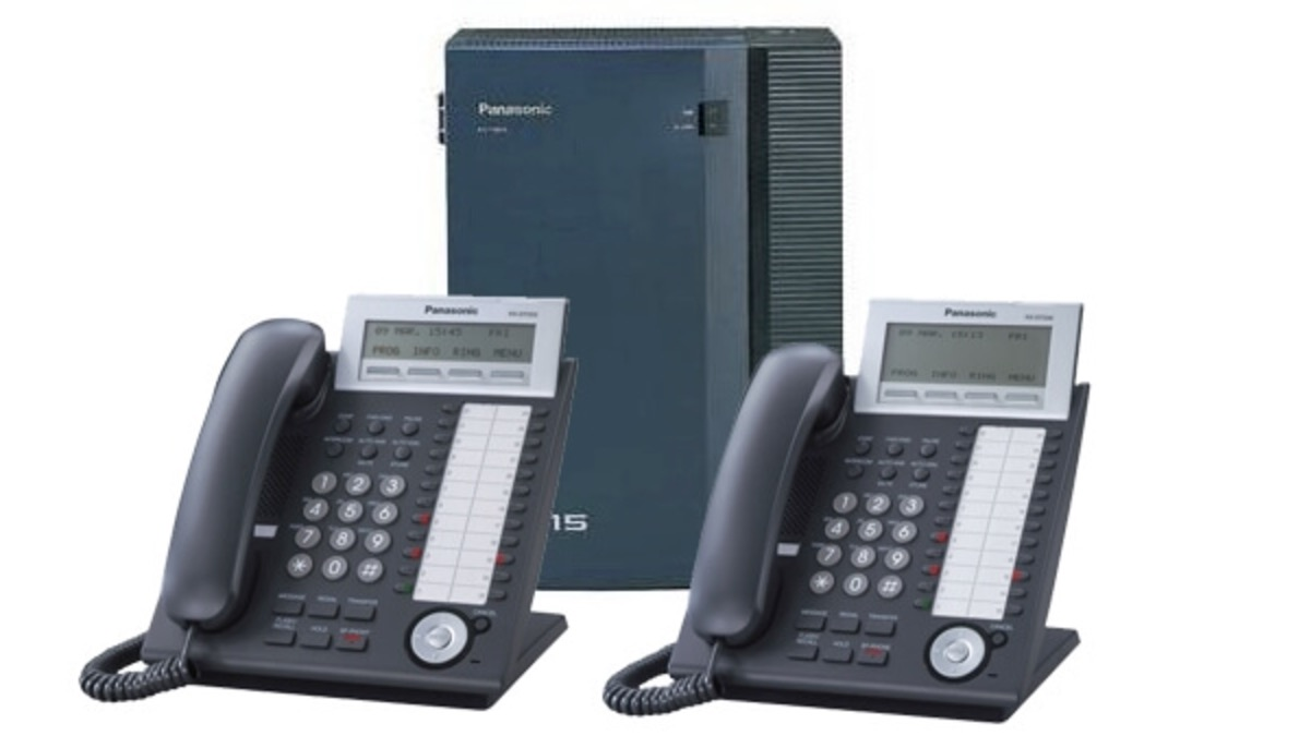 Sell your bulk used or old Panasonic phone systems and office equipment
