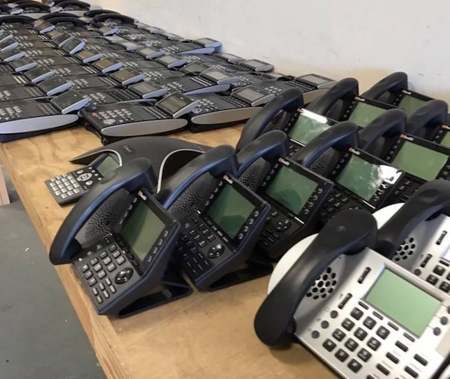 We Buy Used Office Phones