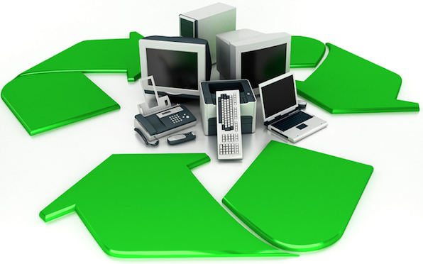 Donate Used Office Electronics